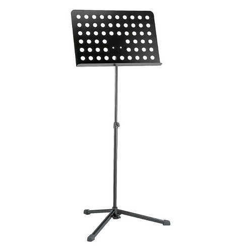 K&M 12179 Perforated Desk Music Stand