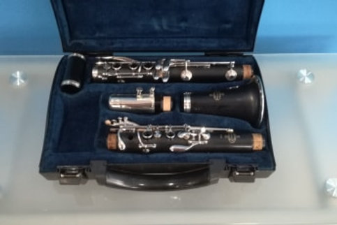 Reconditioned Buffet B12 Bb Clarinet (714***)