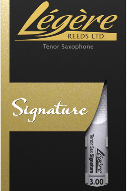 Legere Signature Synthetic Tenor Saxophone Reeds