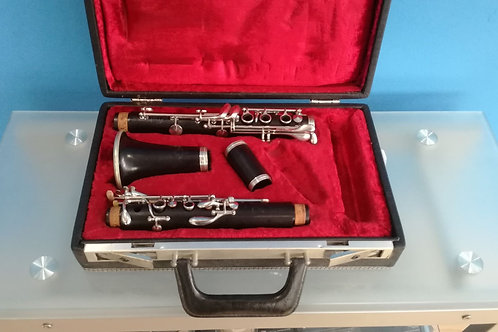 Reconditioned Buffet UK Wooden Bb Clarinet (176***)