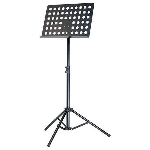 K&M 11899 Perforated Orchestra Music Stand