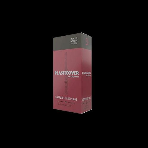 Rico Plasticover Soprano Saxophone Reeds x5