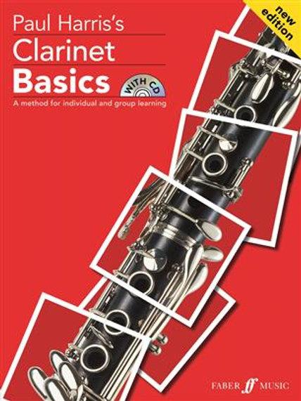 Clarinet Basics by Paul Harris