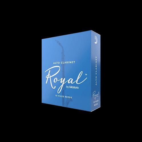Rico Royal Alto Clarinet Reeds x10