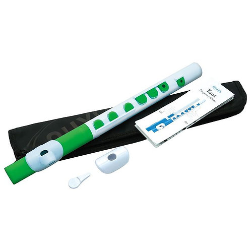 Nuvo TooT Outfit - White/Green