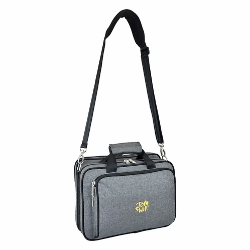 Tom & Will Bb Clarinet Case - Grey