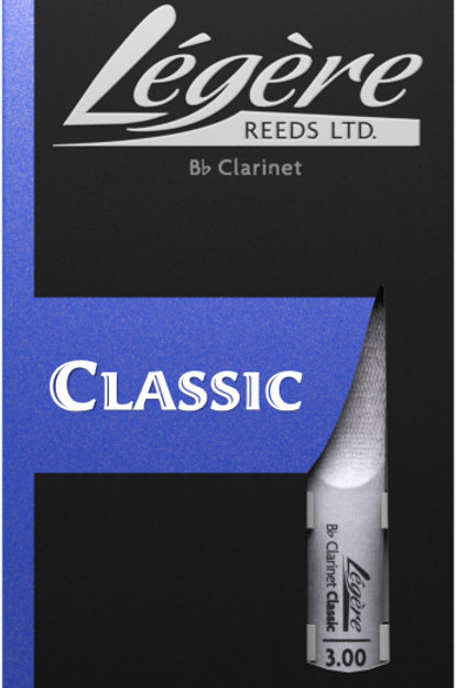 Legere Classic Synthetic Bb Clarinet Reed
