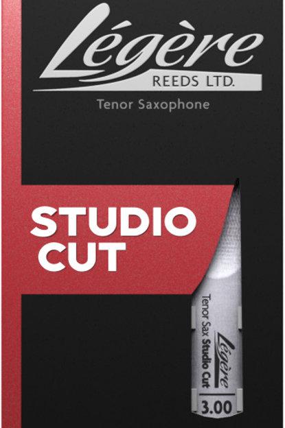 Legere Studio Synthetic Tenor Saxophone Reeds