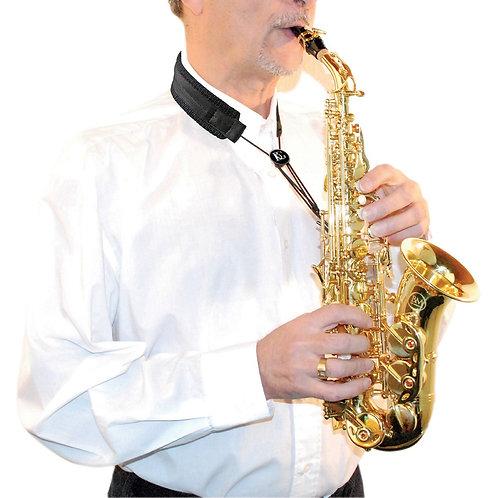 BG Curved Soprano Saxophone Strap - S82M