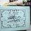 Thumbnail: DECALCOMANIA SPRING FLOWERS 61x81 cm