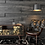 Thumbnail: DECALCOMANIA GILDED DISTRESSED WALL