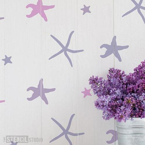 Stencil Gaios Starfish