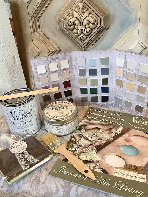 KIT MEDIO VINTAGE PAINT