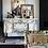 Thumbnail: DECALCOMANIA PARISIAN LETTER 61x71 cm
