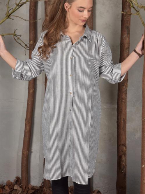 Camicia lunga oversize Sarah