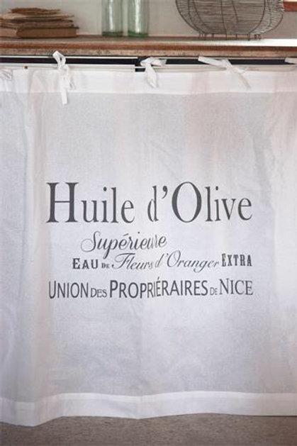 Tendina Huile d' Olive