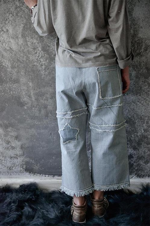 Trousers - Joyous mood - Denim