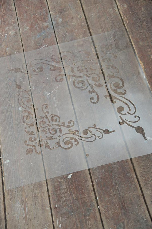 STENCIL ANGOLI cm 60 x 60