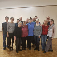 Tango Argentino Workshop mit Nicole Nau