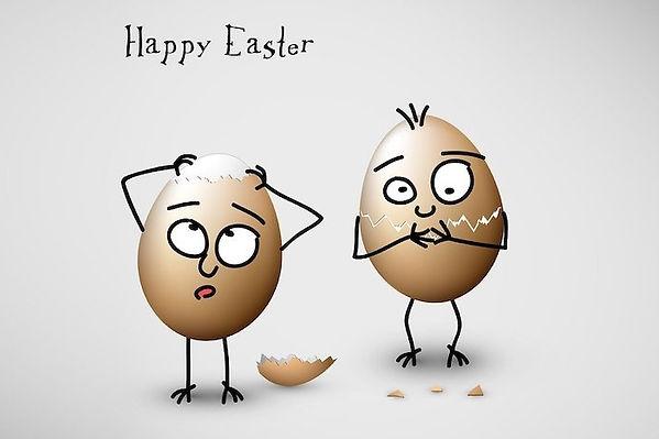 zwei-braune-eier-mit-schwarzen-händen-u