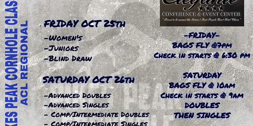 Pikes Peak Classic ACL Regional Cornhole Tournament