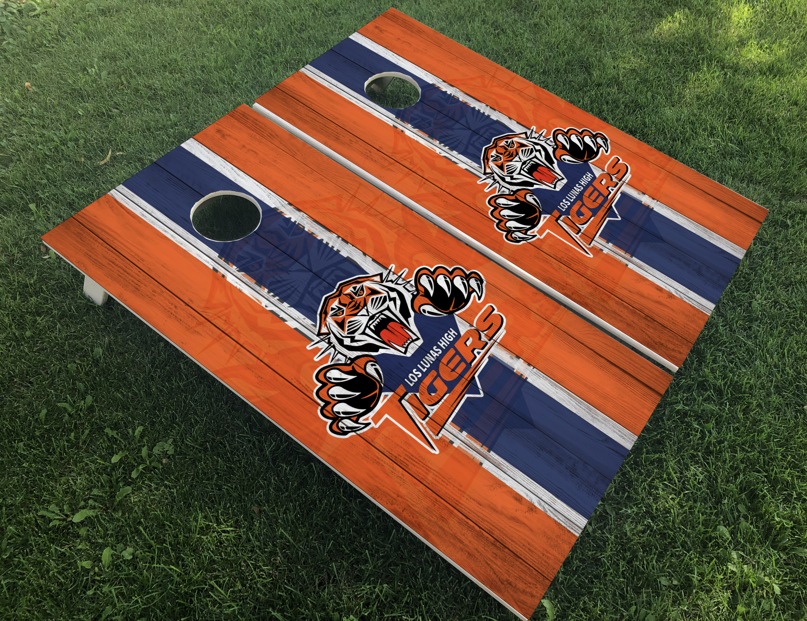 Los Lunas High School Cornhole Boards