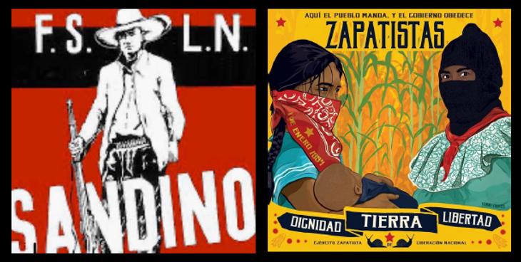 Affiche EZLN Sandinistes.png