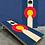Thumbnail: Colorado Flag Cornhole Boards