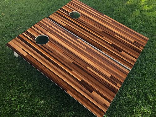 Thin Slat Cornhole Boards