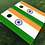 Thumbnail: India Flag Cornhole Boards