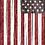 Thumbnail: Rustic Plank American Flag Cornhole Boards
