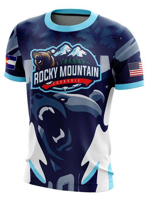 Rocky Mountain Cornhole Jersey