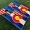 Thumbnail: American/Colorado Split Flag