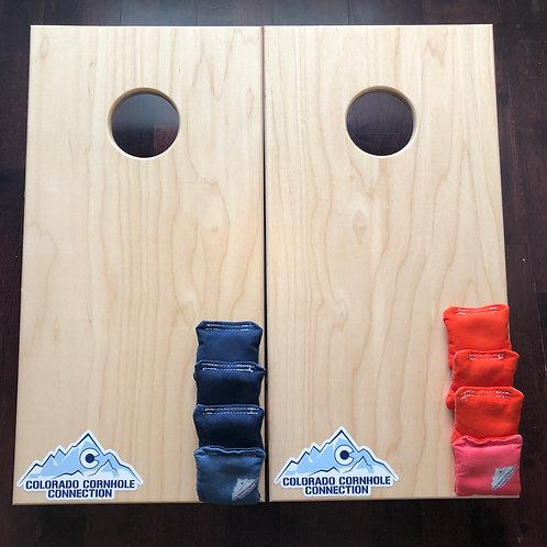 Micro Cornhole Boards