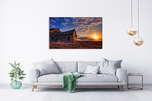 Farmhouse Canvas Print