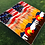 Thumbnail: Colorado with American Flag Cornhole Boards