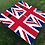Thumbnail: United Kingdom Flag Cornhole Boards