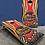 Thumbnail: CCC Stripe Cornhole Boards