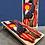 Thumbnail: Tattered CO/AM Flag Cornhole Boards