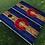 Thumbnail: Colorado C  Cornhole Boards