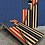 Thumbnail: Split Flag Cornhole Boards