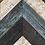 Thumbnail: Rustic Blue Chevron Cornhole Boards