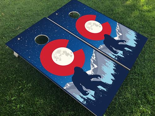 BigFoot Cornhole Boards