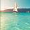Thumbnail: Sailboat on Water Cornhole Boards