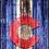 Thumbnail: Colorado Flag with Skyline Cornhole Boards