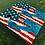 Thumbnail: Lady Liberty Cornhole Boards