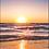 Thumbnail: Beach Sunset Cornhole Boards