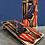 Thumbnail: Cross and American Flag Cornhole Boards