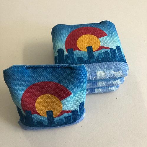 Denver Skyline Stick n Slide Style Bags