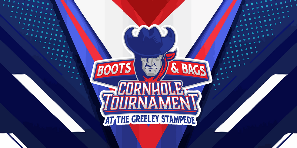 Boots & Bags Cornhole Tournament at Greeley Stampede